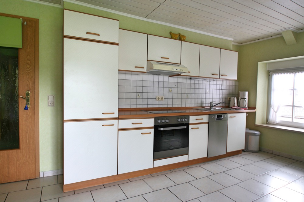 Kitchen holiday apartment